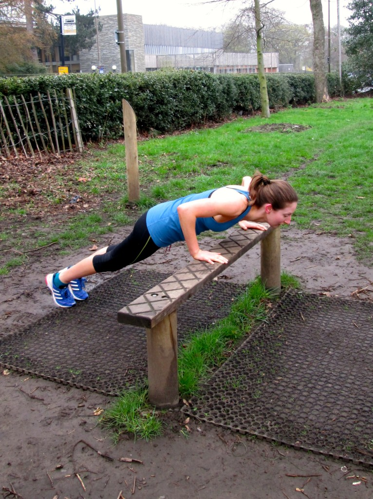 Bootcamp at Inverleith