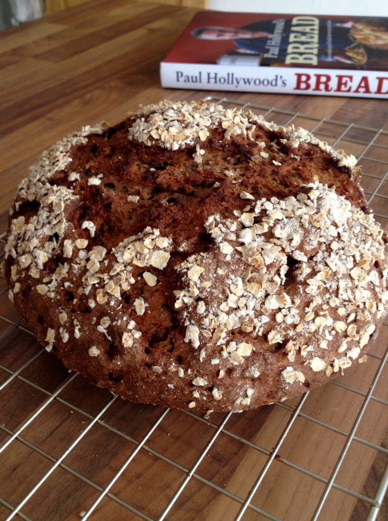 rye and ale loaf