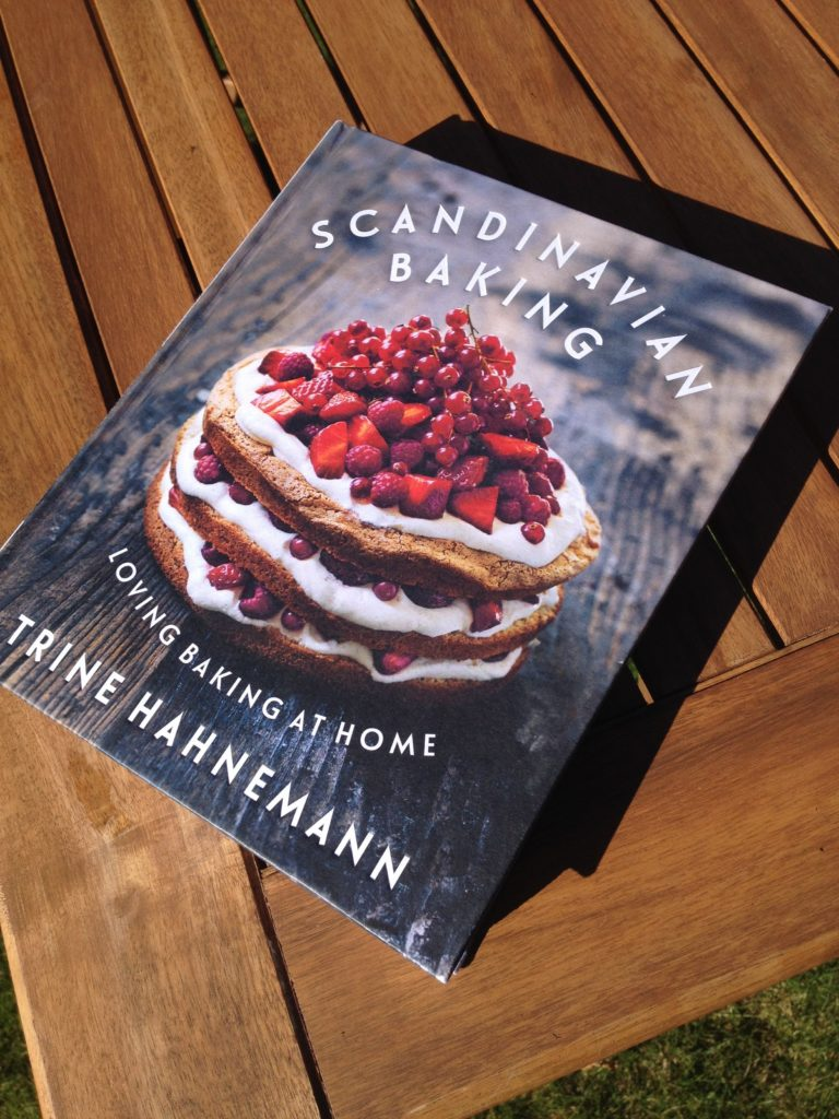 Scandinavian baking book